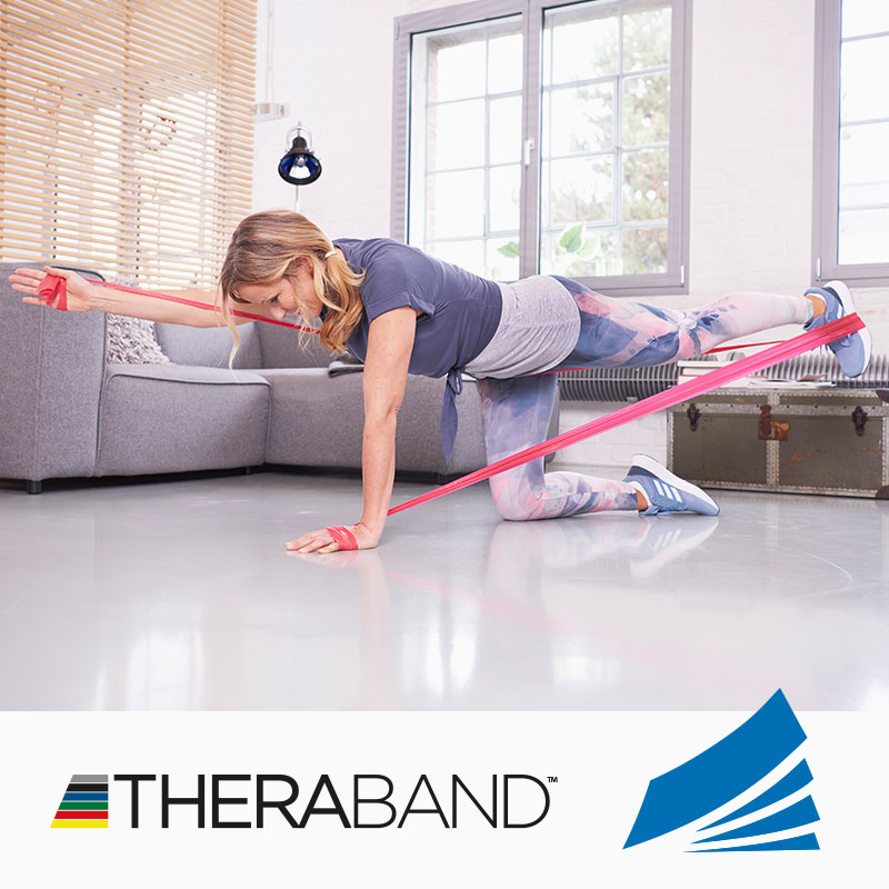 TheraBand International Exercise Instructions