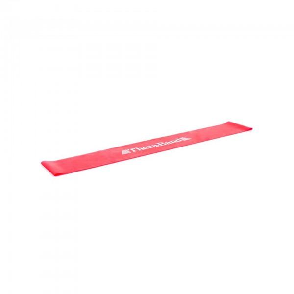 Produktbild TheraBand Loop 7,6 cm x 45,5 cm, Ø 29 cm, mittel stark / rot