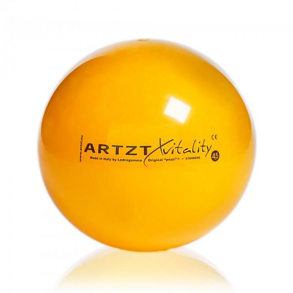 Produktbild ARTZT vitality Fitness-Ball Standard, 45 cm / gelb