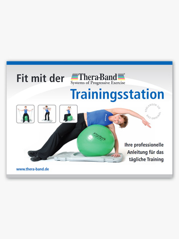Fit mit dem TheraBand Trainingsstation