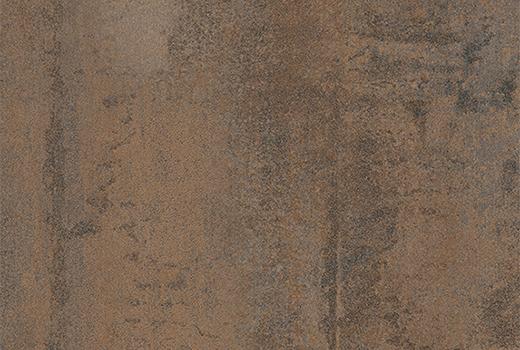 Used Metall graubraun
