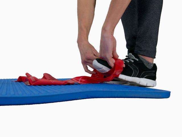 Vierfache Arm- und Beinstabilisierung