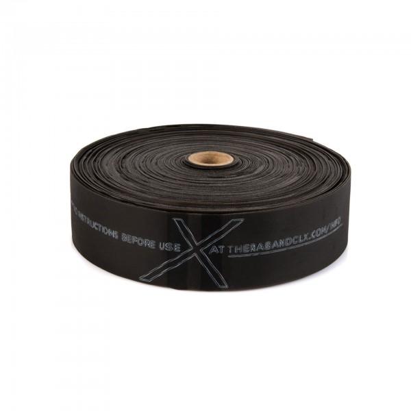 Produktbild TheraBand CLX Rolle 22 m, spezial stark / schwarz