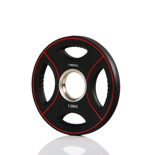 Produktbild Gymstick Pro PU Gewichtsplatte, 1,25 kg