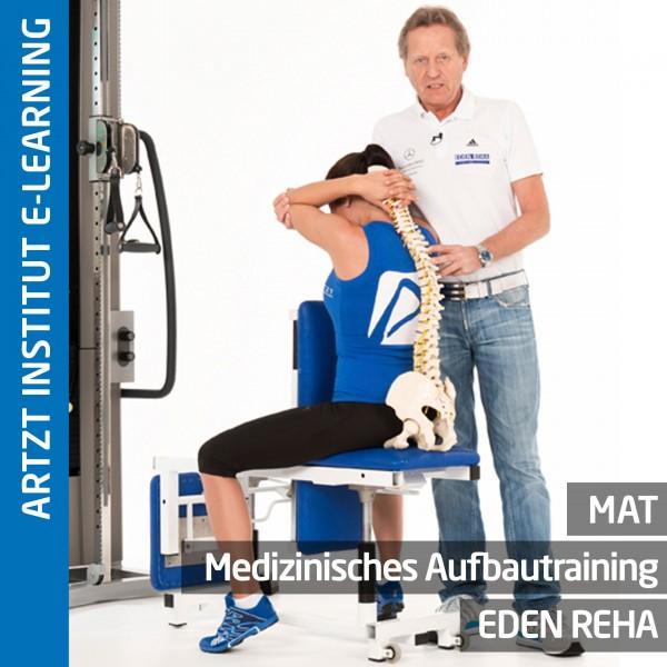 MAT - Medizinisches Aufbautraining - EDEN REHA