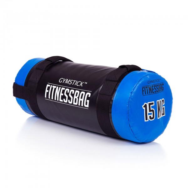 Produktbild Gymstick Fitnessbag, 15 kg / blau