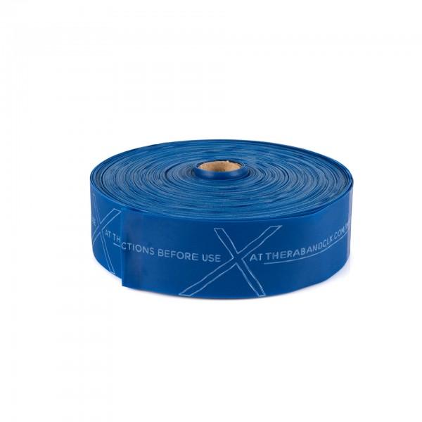 Produktbild TheraBand CLX Rolle 22 m, extra schwer / blau