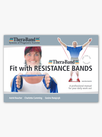 Exercise Instruction TheraBand Exercise Band