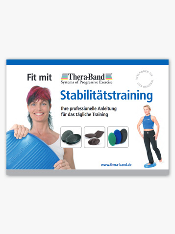 Fit mit dem TheraBand Stabilitätstraining