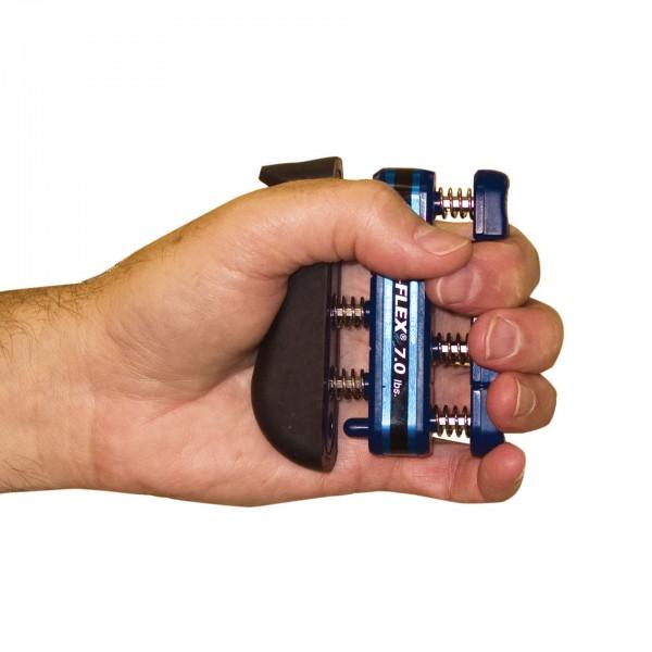 Produktbild CanDo Digi-Flex Handtrainer, stark / blau
