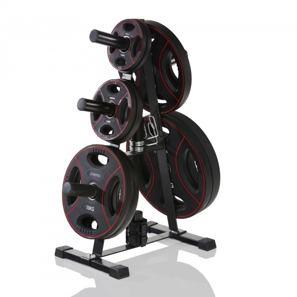 Prodiuktbild Gymstick Rack für Olympische Gewichtsplatten