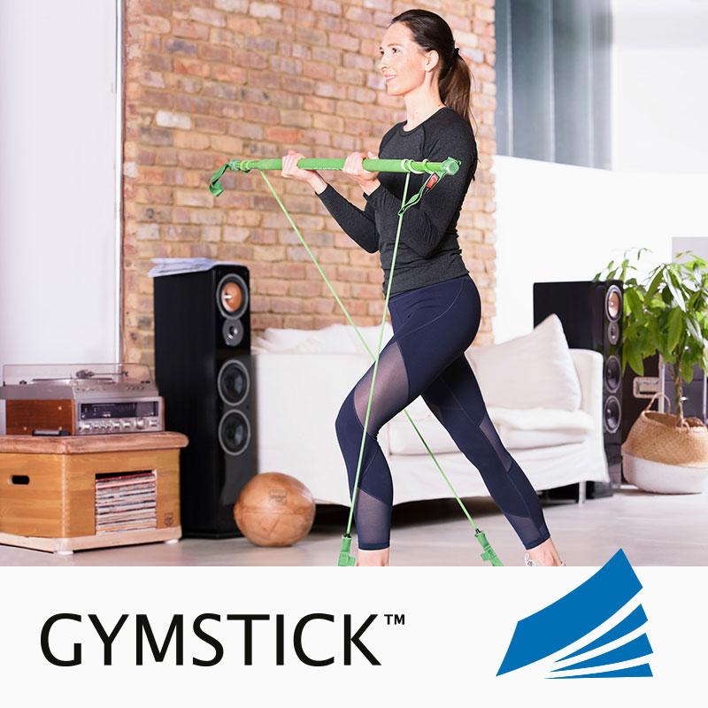 Gymstick Pilates Übungsanleitung