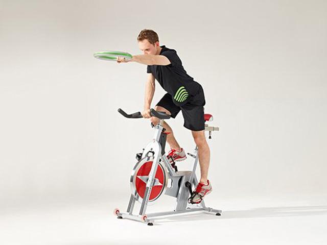Spinning bike (stehend)