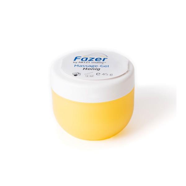 Produktbild ARTZT vitality Fazer Massage Gel Honig, 45 g