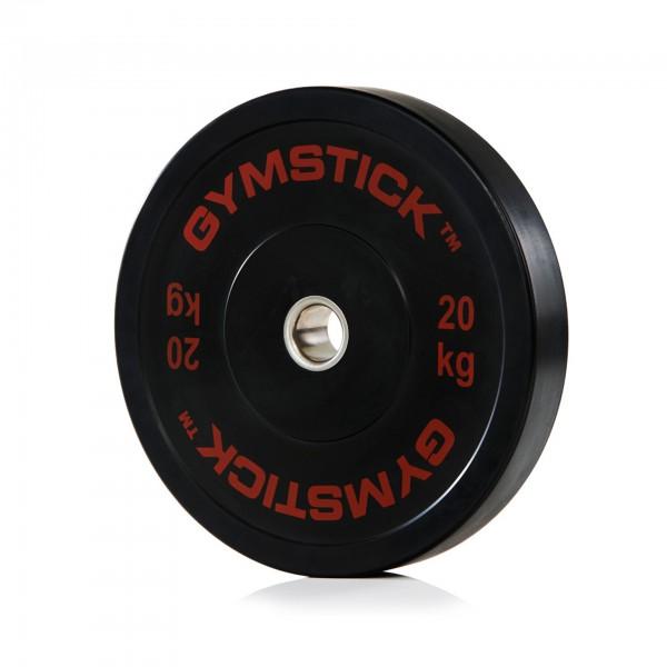 Produktbild Gymstick Bumper Plate 20 kg