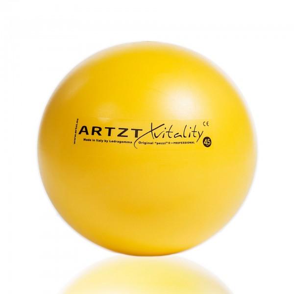 Produktbild ARTZT vitality Fitness-Ball Professional, 45 cm / gelb