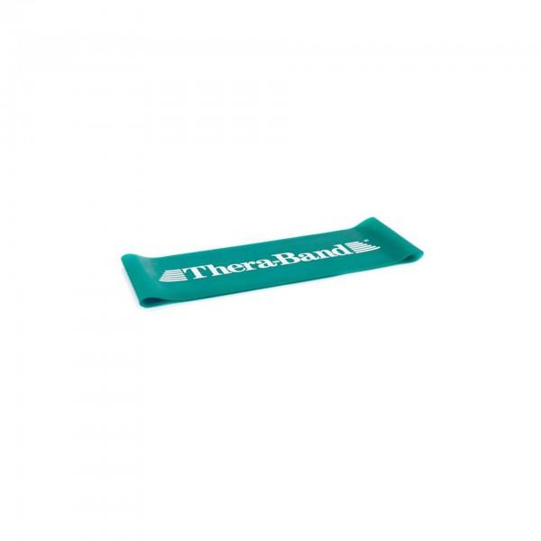 Produktbild TheraBand Loop 7,6 cm x 20,5 cm, Ø 13 cm, stark / grün