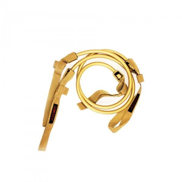 Produktbild Gymstick Aqua Ersatztubings, max. stark / gold