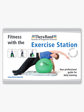 Exercise Instruction TheraBand Exercise Station