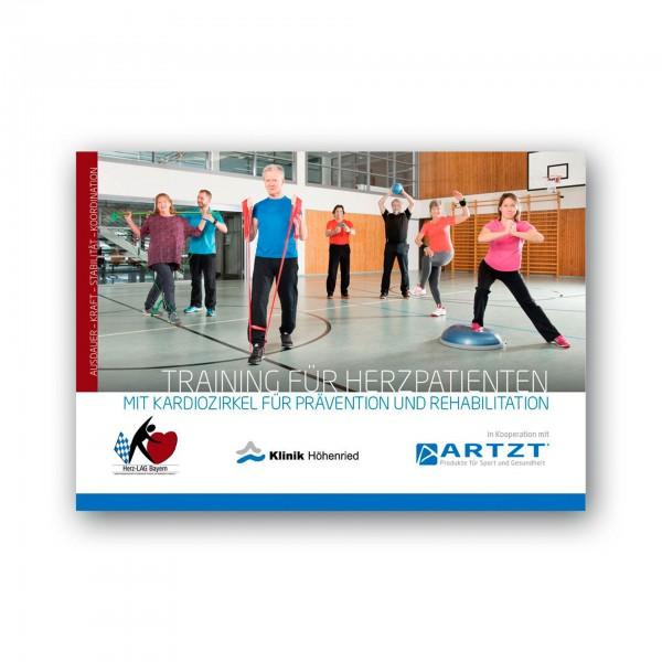 ARTZT Broschüre Training für Herzpatienten
