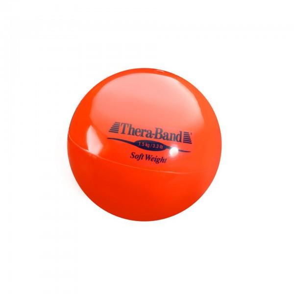 Produktbild TheraBand Soft Weight, 1,5 kg / rot