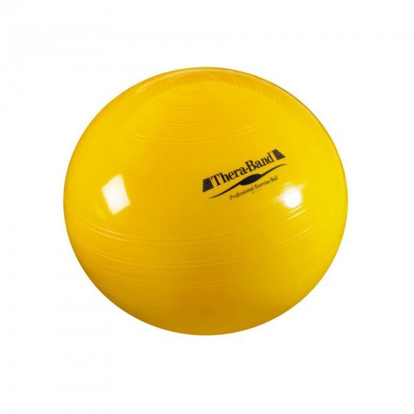 Produktbild TheraBand Gymnastikball, 45 cm / gelb