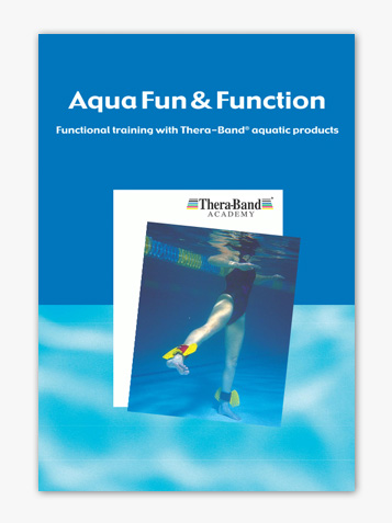 Functional Training with TheraBand aquatic products