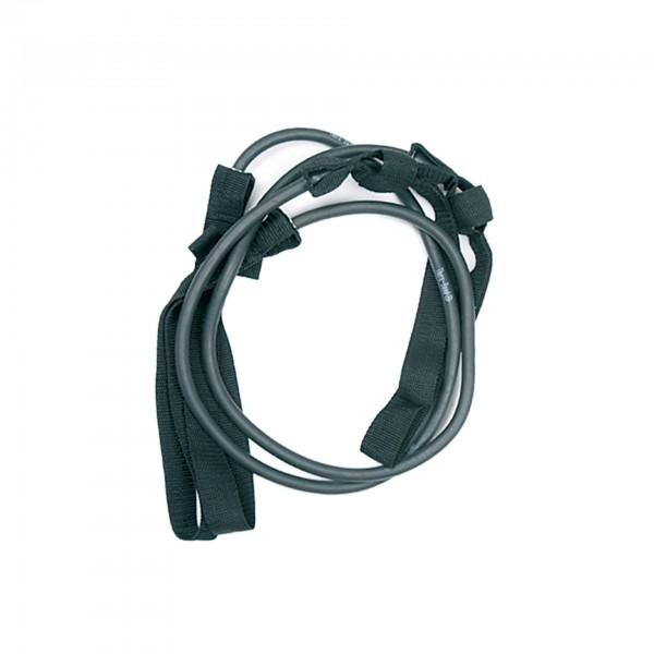 Produktbild Gymstick Aqua Ersatztubings, stark / schwarz