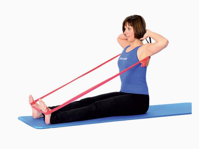 Nackenheben / Neck pull