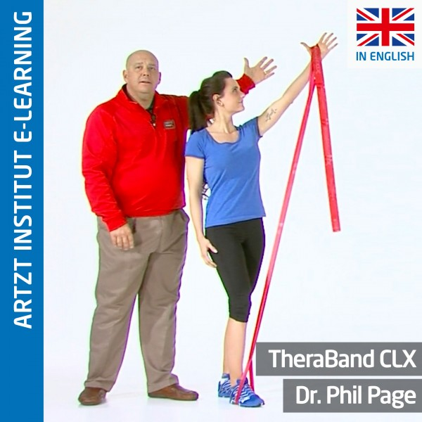 TheraBand CLX - Dr. Phil Page
