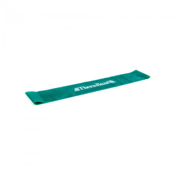 Produktbild TheraBand Loop 7,6 cm x 45,5 cm, Ø 29 cm, stark / grün