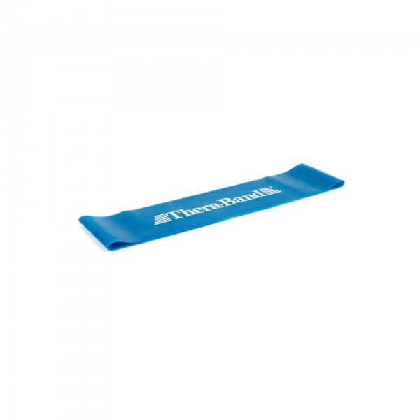 Produktbild TheraBand Loop 7,6 cm x 30,5 cm, Ø 20 cm, extra stark / blau