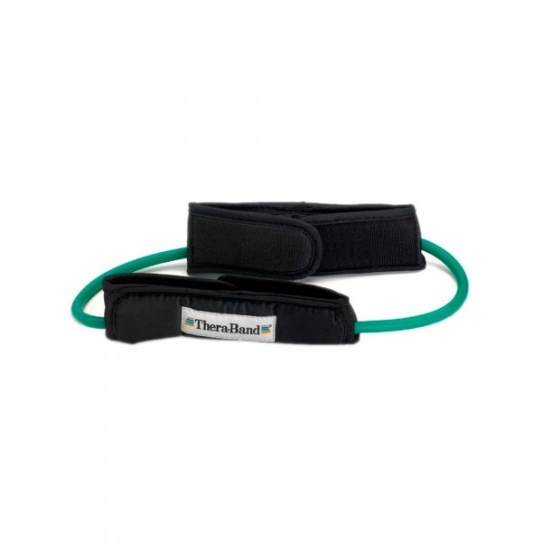 Produktbild TheraBand Tubing Loop, stark / grün