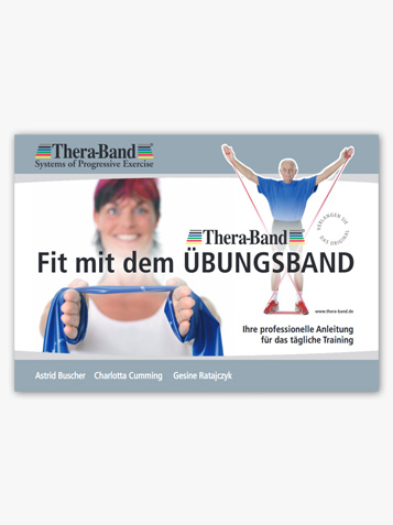 Fit mit dem TheraBand Übungsband