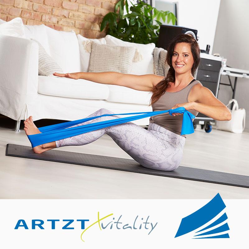 ARTZT vitality Übungsanleitungen