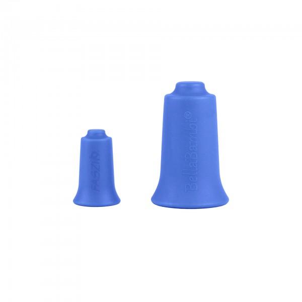 Produktbild FASZIO Cupping-Set signalblau
