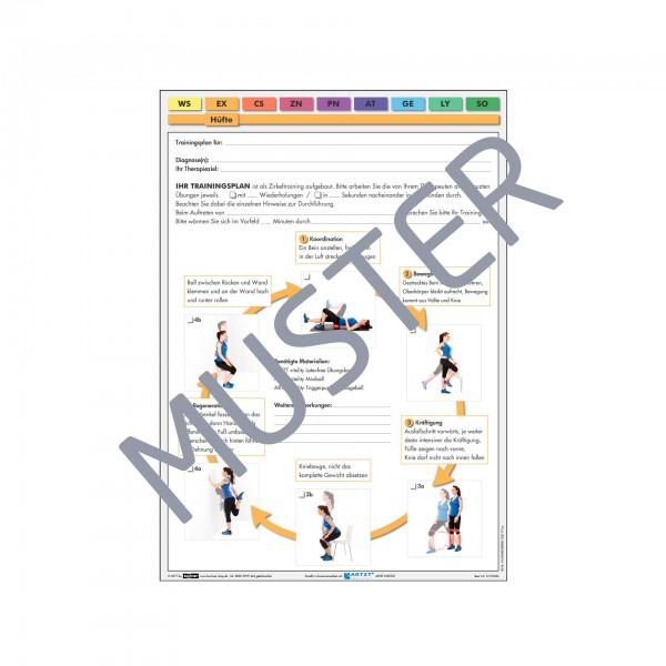 Produktbild ARTZT vitality Trainingsblock, Hüfte