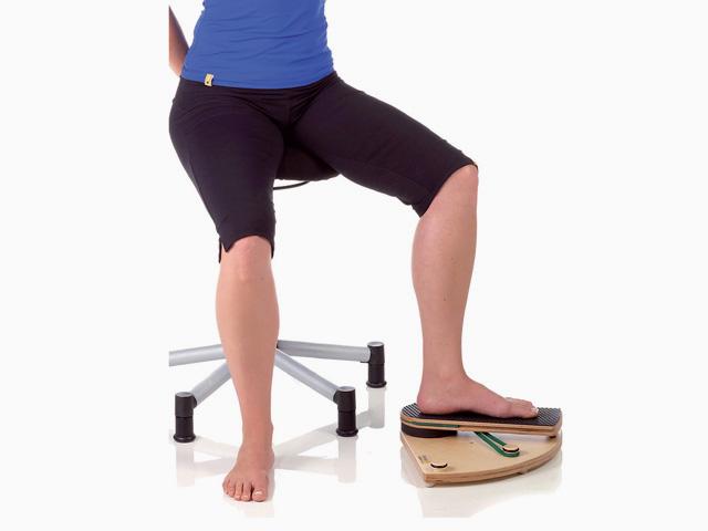 Kniegelenk Außen- und Innenrotation