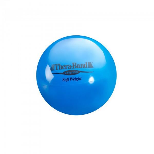Produktbild TheraBand Soft Weight, 2,5 kg / blau