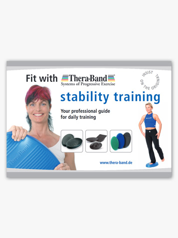 Exercise Instruction TheraBand Stability Training