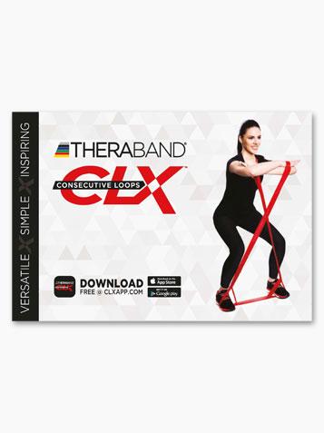 Exercise Instruction TheraBand CLX