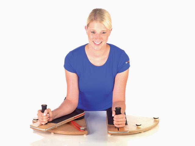 Schultergelenk Außen- und Innenrotation