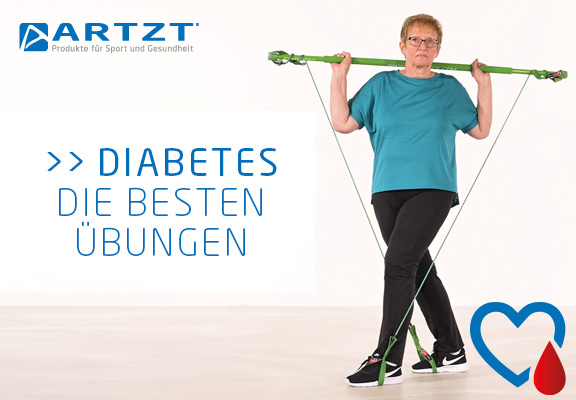 Diabetes - Die besten Übungen
