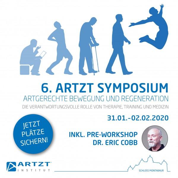 6. ARTZT Symposium + Pre-Workshop Dr. Eric Cobb