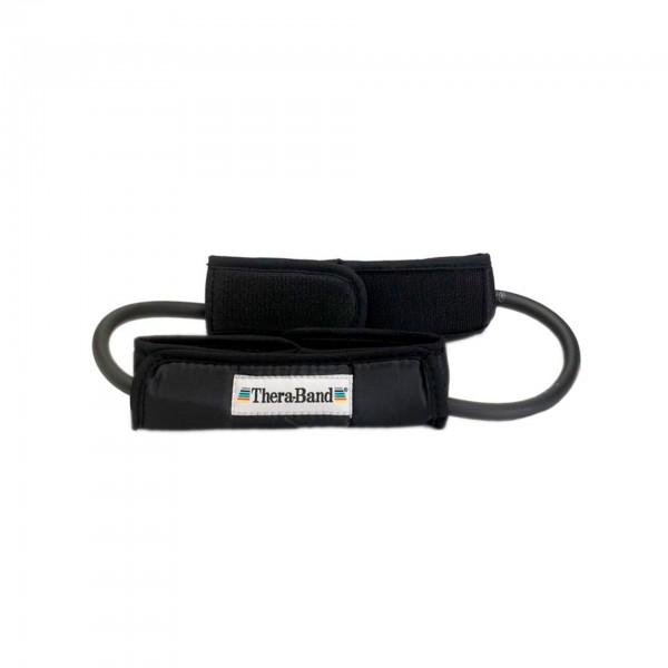 Produktbild TheraBand Tubing Loop, spezial stark / schwarz