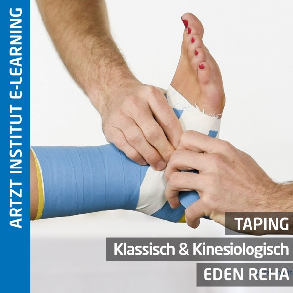 TAPING - Klassisch & Kinesiologisch