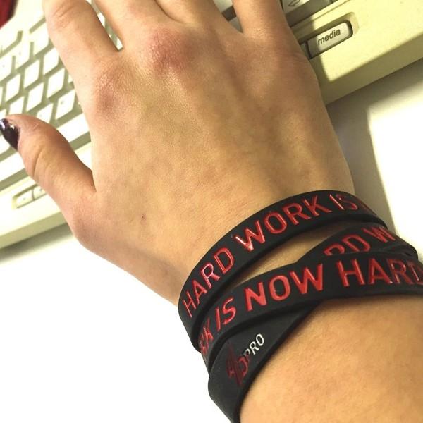4D PRO Wristbands (100 Stück)
