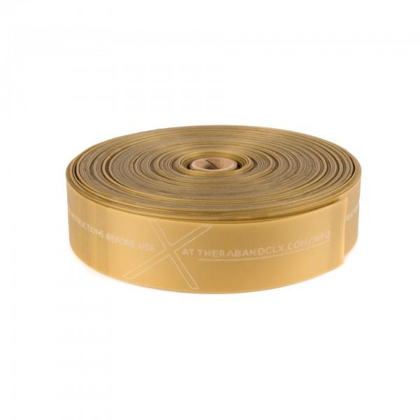 Produktbild TheraBand CLX Rolle 22 m, max. stark / gold