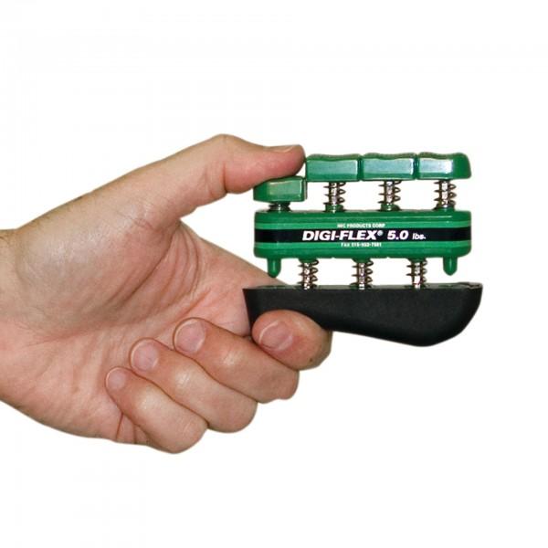 Produktbild CanDo Digi-Flex Handtrainer, mittel / grün