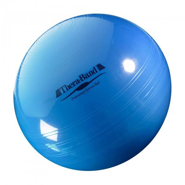 Produktbild TheraBand Gymnastikball, 75 cm / blau